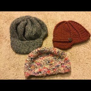 Accessories - Hat bundle